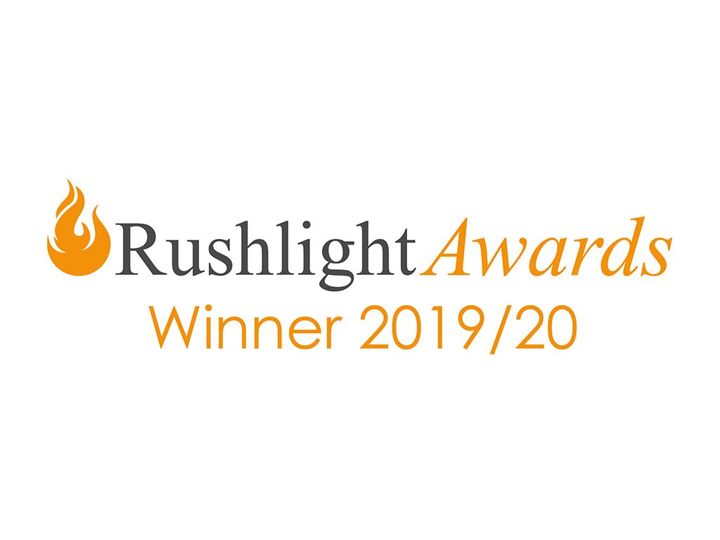 Rushlight Award Winner 2019/20 EMSOL