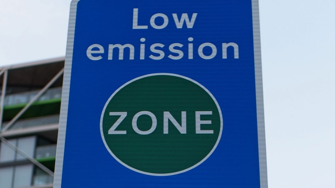 Clean Air Zones and reducing pollution from transport