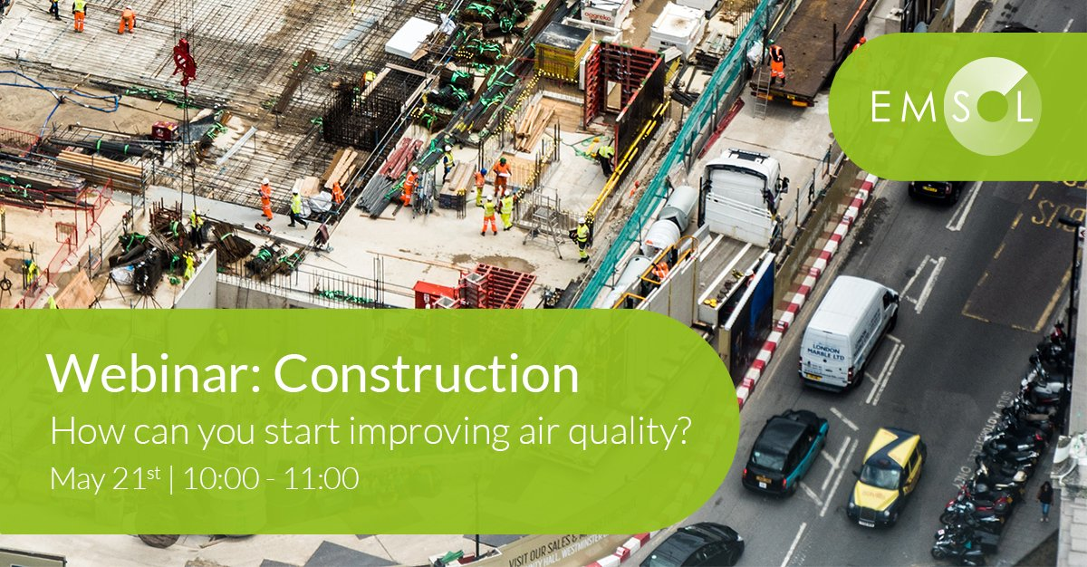 Webinar: Improving Air Quality in Construction