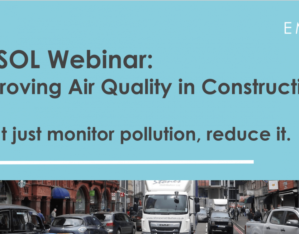 Webinar on-demand: Improving Air Quality in Construction