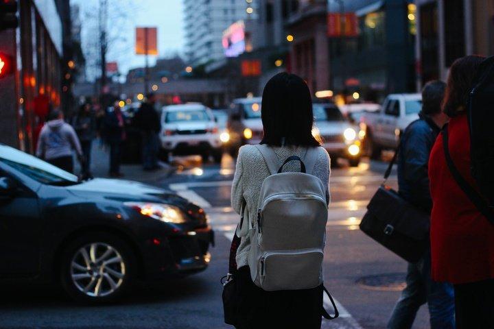 Pedestrian Person Woman Road Traffic Street 40302 Pxhere.com